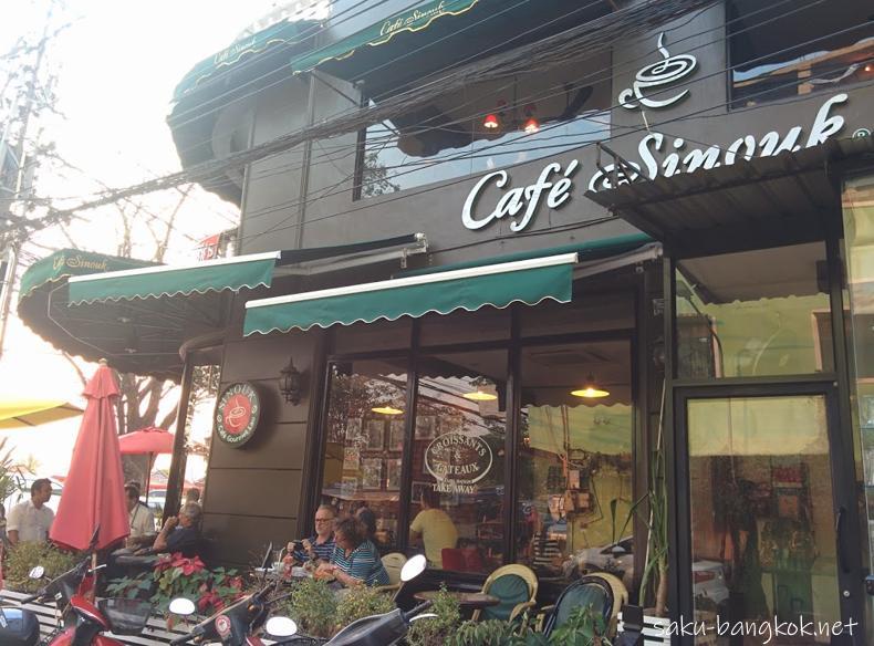 【ビエンチャン旅行その3】カフェ&川沿いナイトマーケット