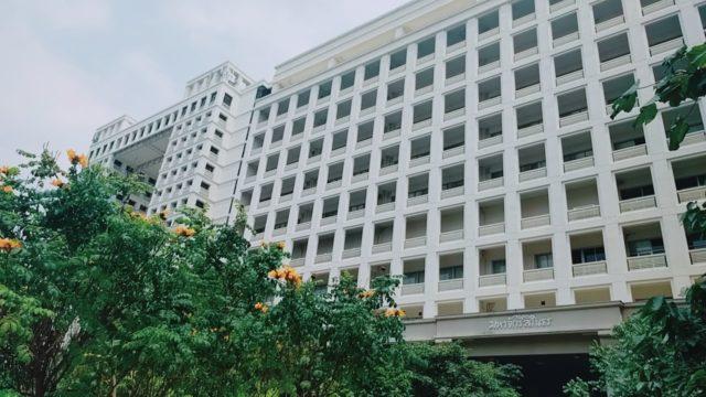 チュラロンコン大学の建物