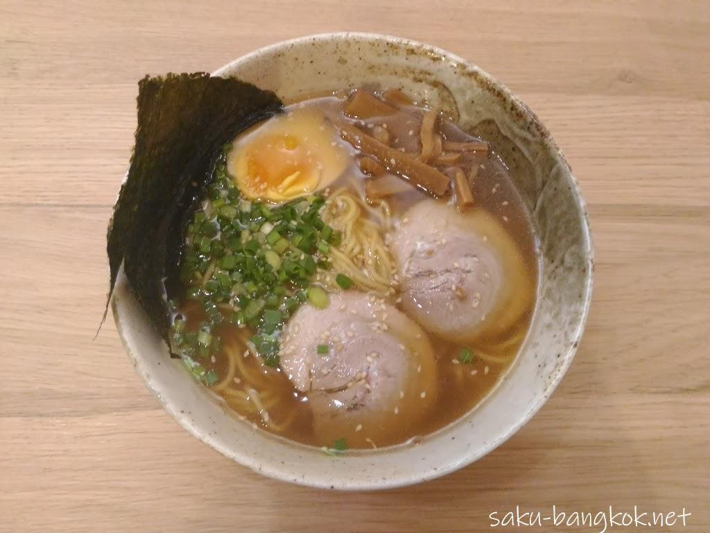 エカマイ駅そばの評判のつけ麺屋さん「TSUKEMEN JO(つけ麺城)」