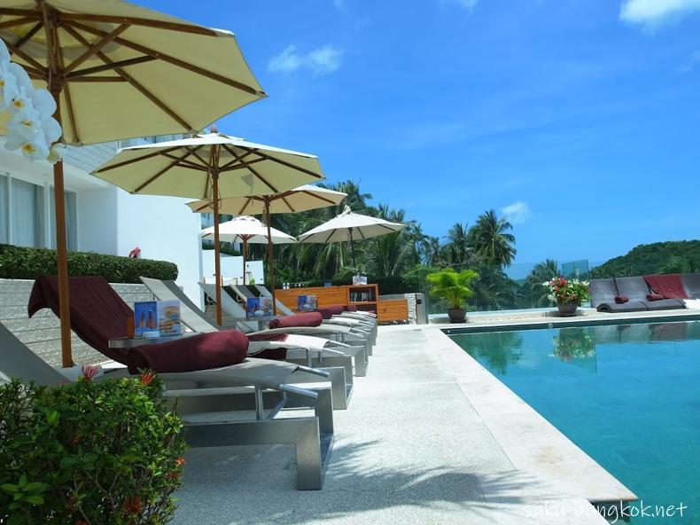 サムイ島のホテルCODE