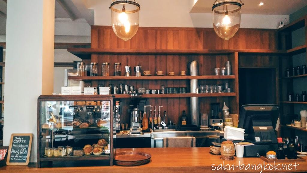 【ELEFIN COFFEE(エレフィンコーヒー)】ワットポー近くにあるタイ産コーヒーのこだわりカフェ