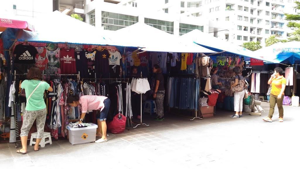 バンコク在住日本人御用達の市場「木タラ」に行ってみよう