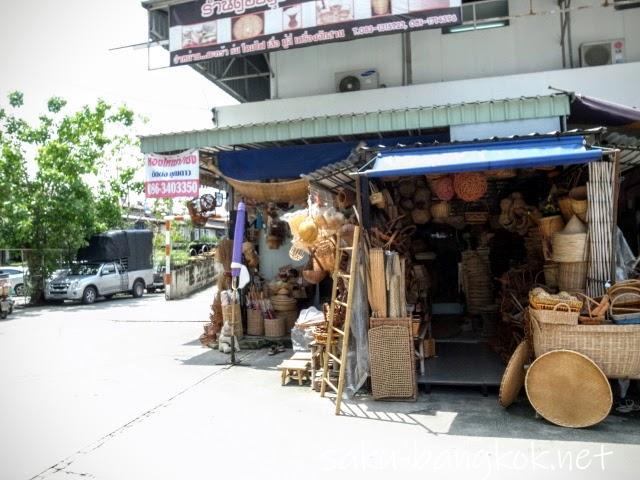 チャトチャック市場の近く!ベジタリアン料理のフードコートがおすすめ