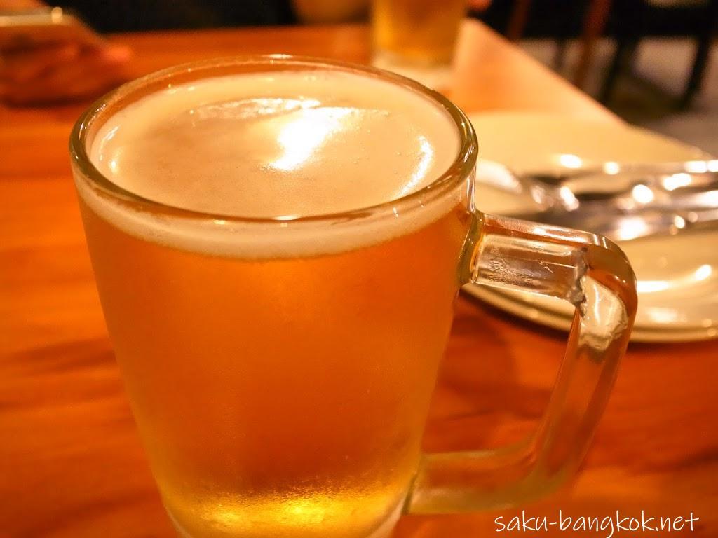 ビール好きさんにオススメ!気軽にサクッとピザビュッフェ@プラカノン
