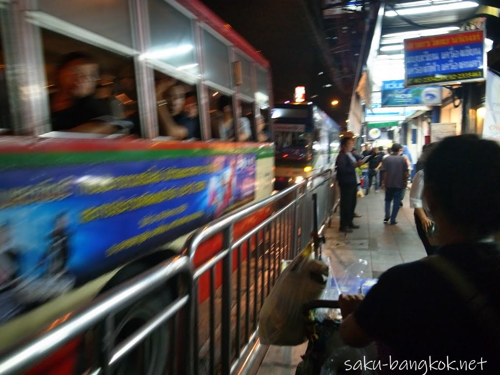 【シロッコ】バンコクの有名ルーフトップバーはやっぱり素敵でした