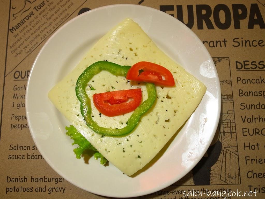 雨のクラビ旅行(3)~超オススメ!北欧のオープンサンドウィッチ「スモーブロー」が食べられる「CAFÉ EUROPA」