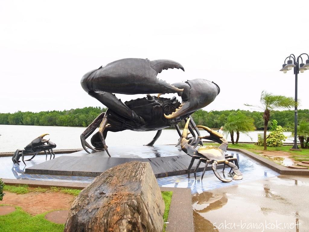 雨のクラビ旅行(4)~クラビで温泉!Kantawan spa