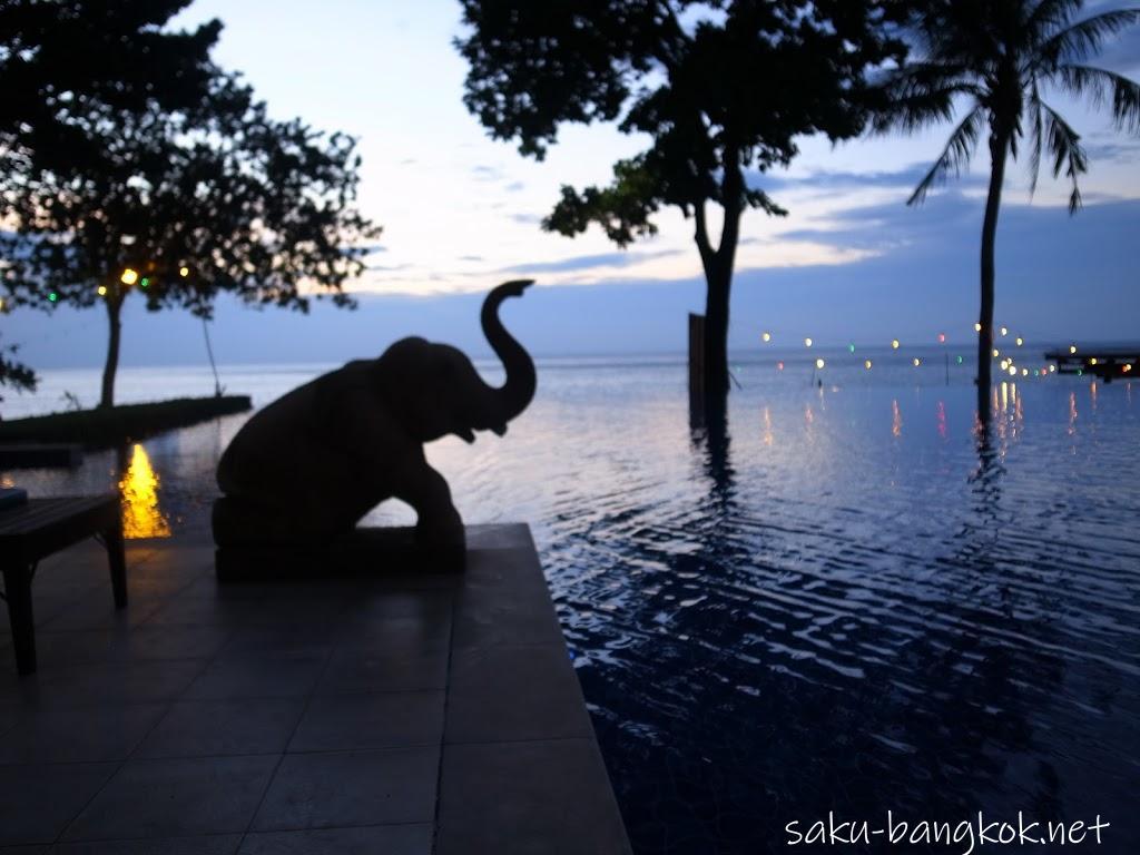 タイ・チャーン島のプールが素敵なホテル  Chang Buri Resort & Spa
