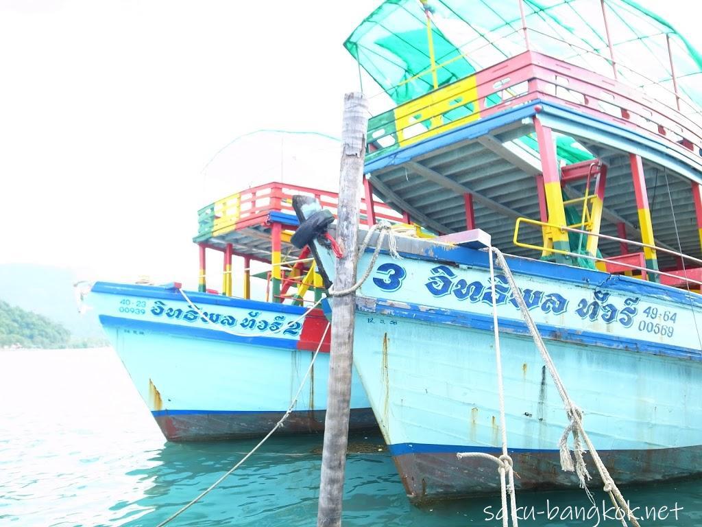 タイの隠れたビーチリゾート!チャーン島へ行ってきました