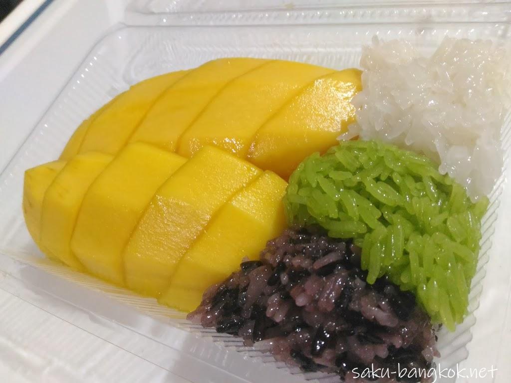 バンコクで美味しいマンゴーを買うなら!大人気のマンゴー専門店「メーワーリー」で