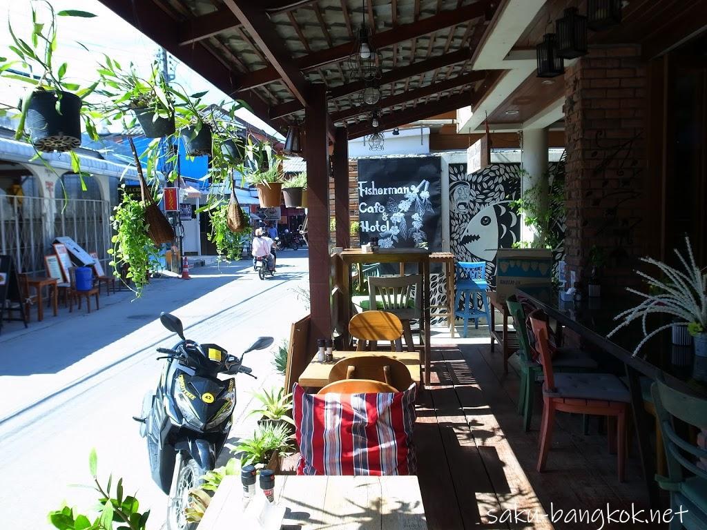 おしゃれなカフェ・レストランが集まるサムイ島・ボプットビーチ【サムイ島旅行記2017