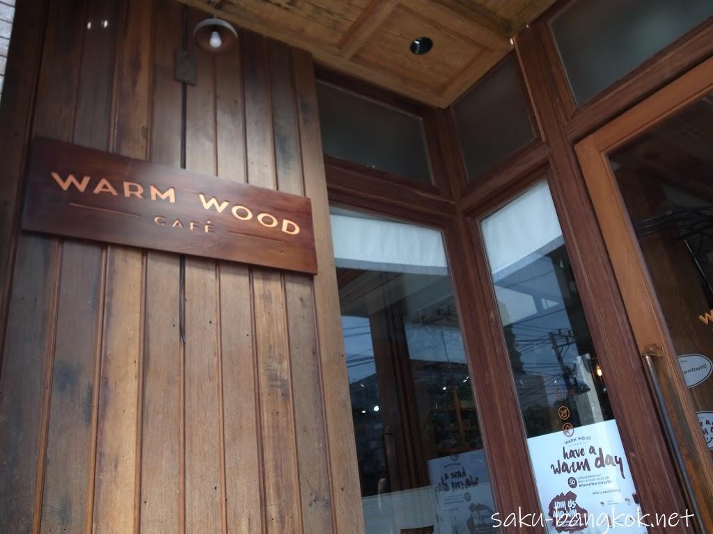 ナチュラルで落ち着くおしゃれカフェ Warm Wood Cafe @トンロー ソイ10
