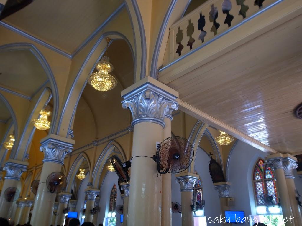 ダナン大聖堂でミサを見学【ダナン・ホイアン旅行記2017
