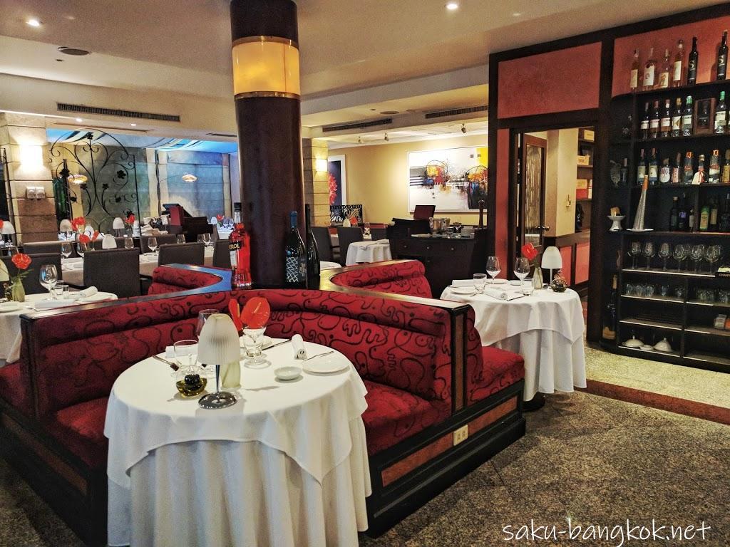 【ジャンニ・リストランテ】バンコクの一流イタリアンで贅沢ランチ