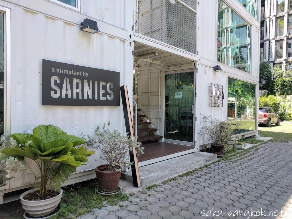 A Stimulant by Sarnies Bangkok @ Sukhumvit soi 39
