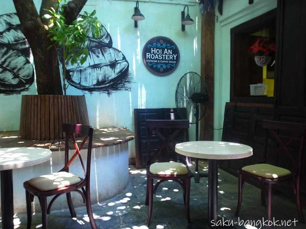 ホイアンカフェ巡り!HOI AN ROASTERYとReaching Out Tea House【ダナン・ホイアン旅行記2017