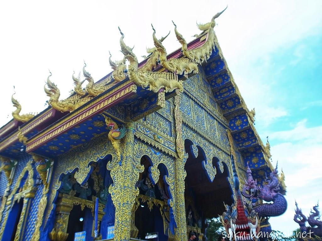白い寺に青い寺も!チェンライで行くべきお寺4選