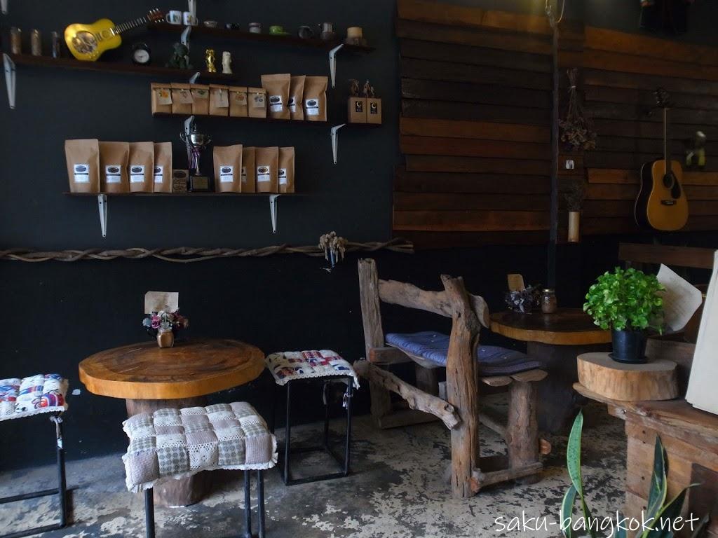 チェンライのおしゃれカフェ個人的ベスト4を紹介します【チェンライ旅行記2017