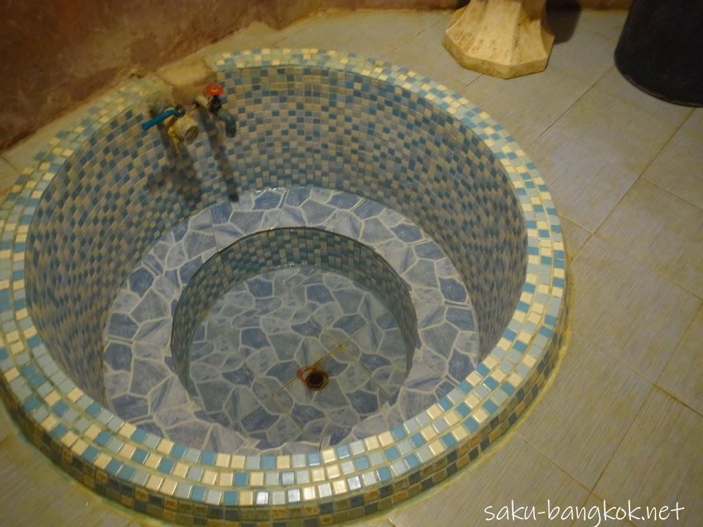 日本の公衆浴場のような貸し切り温泉Pong Phra Bat Hot spring【チェンライ旅行記2017