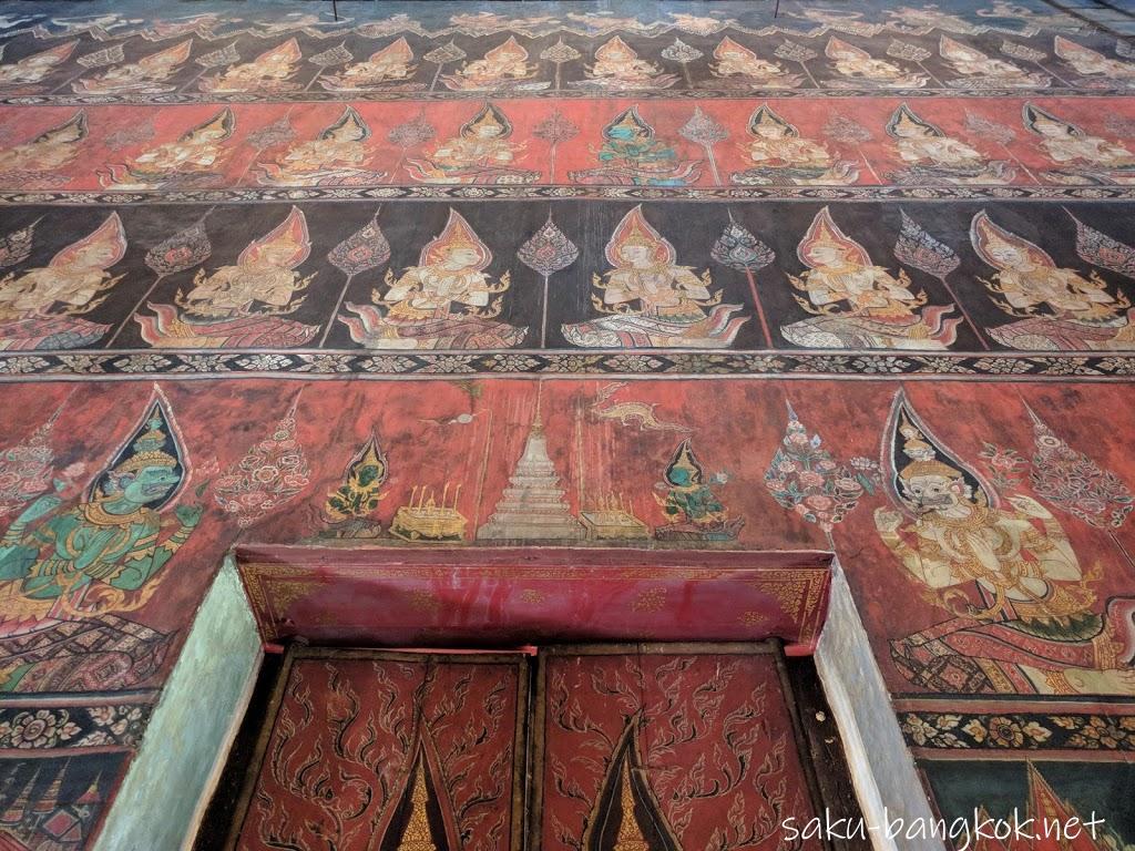 バンコク国立博物館の日本語ガイドツアー