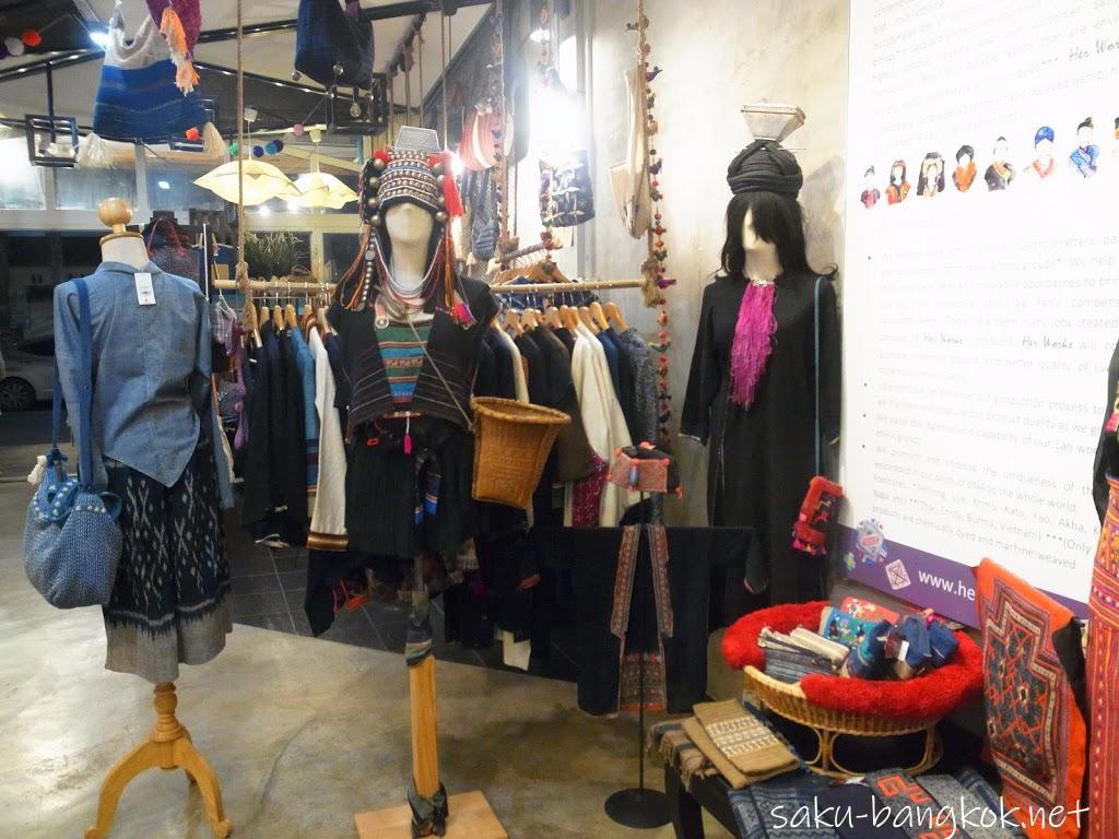 ビエンチャンの土産探しにおすすめの雑貨店 Her Works(ハーワークス)とSaoban(サオバン)
