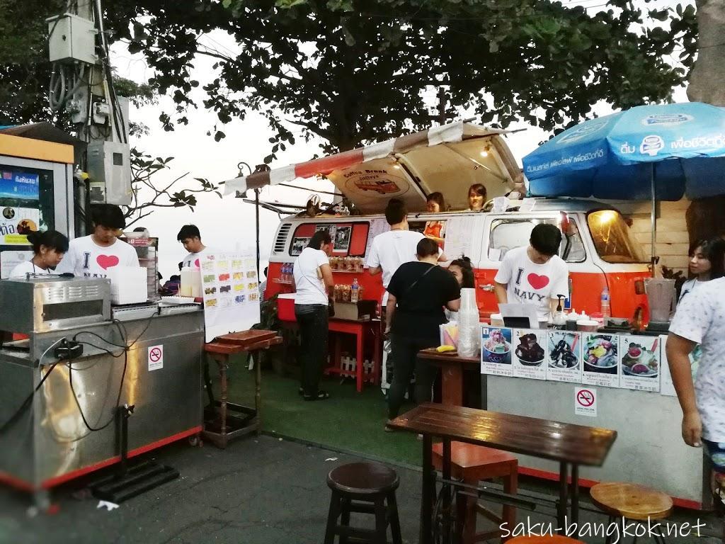 まさに絶景!パタヤビューポイント Coffee Break Pattaya