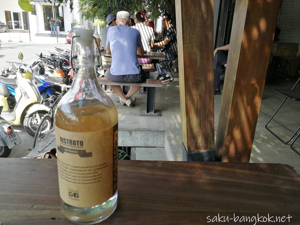 ニマンヘミンのリストレット・ラボ(RISTR8TO LAB)はラテアートチャンピオンのカフェ 【チェンマイ旅行記2017