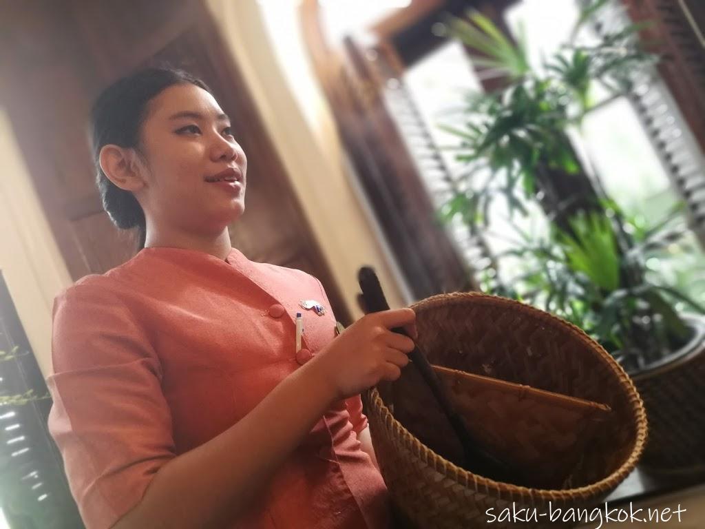 バンコクの高級タイ料理レストラン【ブルーエレファント(Blue Elephant)】のランチ