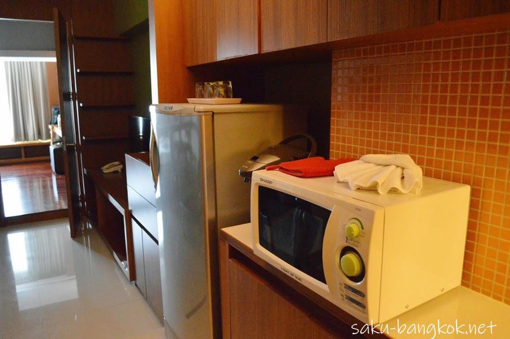 シラチャのおすすめホテル・レムトンサービスアパートメント