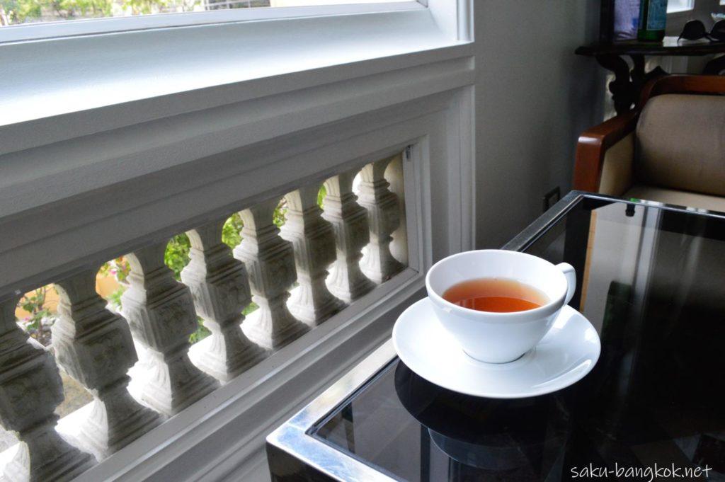 ザ・ハウスオンサトーンのアフタヌーンティーのお茶