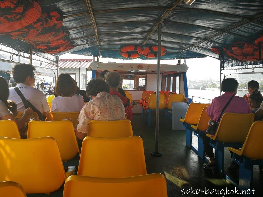 シーチャン島への行き方