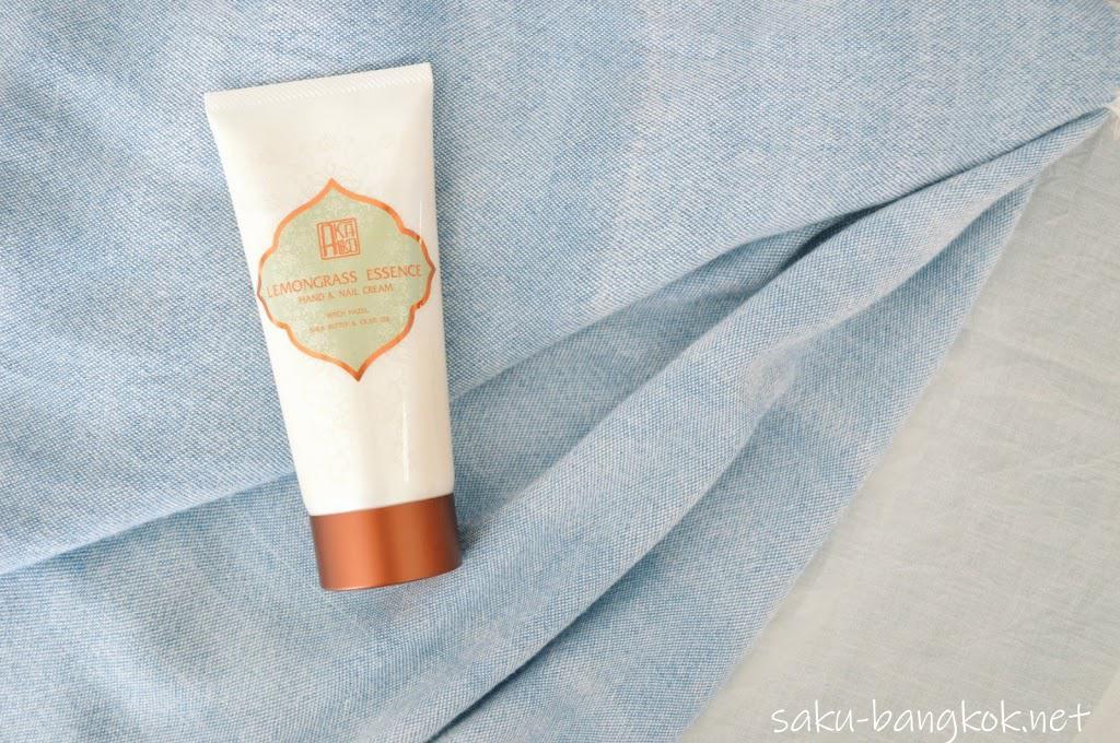 Akaliko Hand cream(490バーツ:約1,670円)