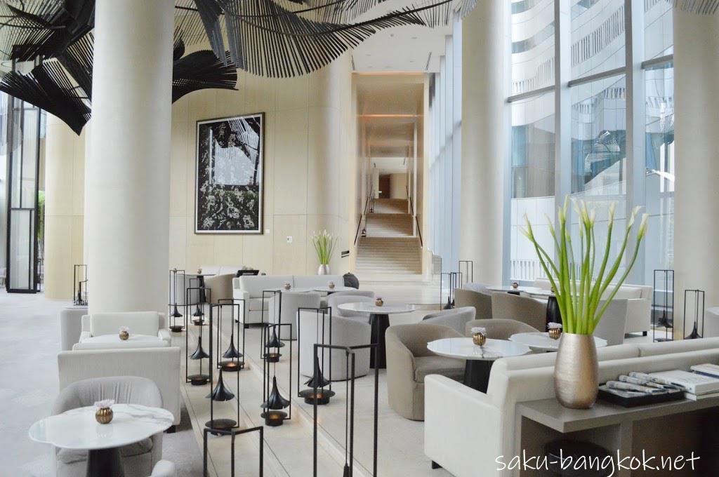 パークハイアットバンコク Living Room