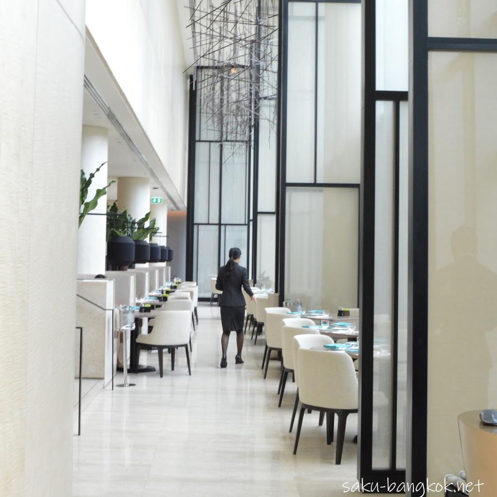 パークハイアット・バンコクの贅沢ホテルランチ(990B++~)【PR】