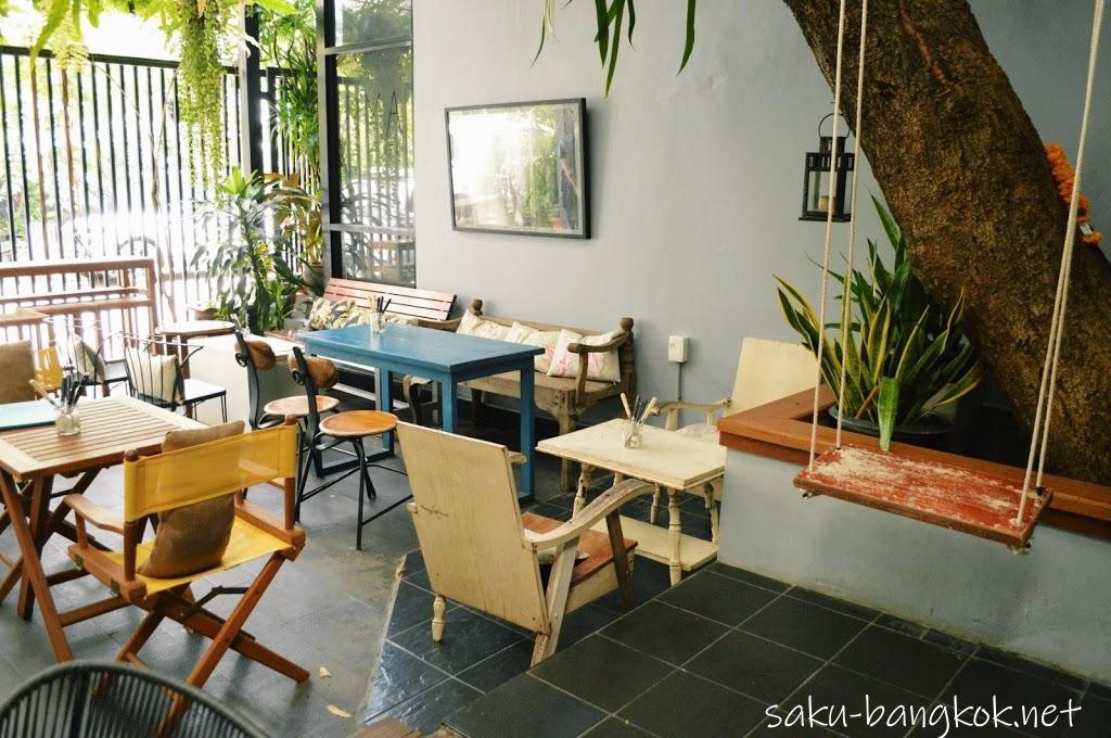 【ガストロ1/6(Gastro1/6)】はフルーツたっぷりフレンチトーストが美味しいカフェ@ スクンビットソイ22