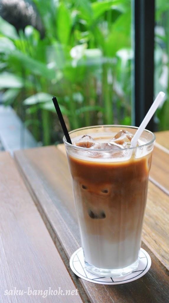 Bar Storia del Caffèのアイスカフェラテ