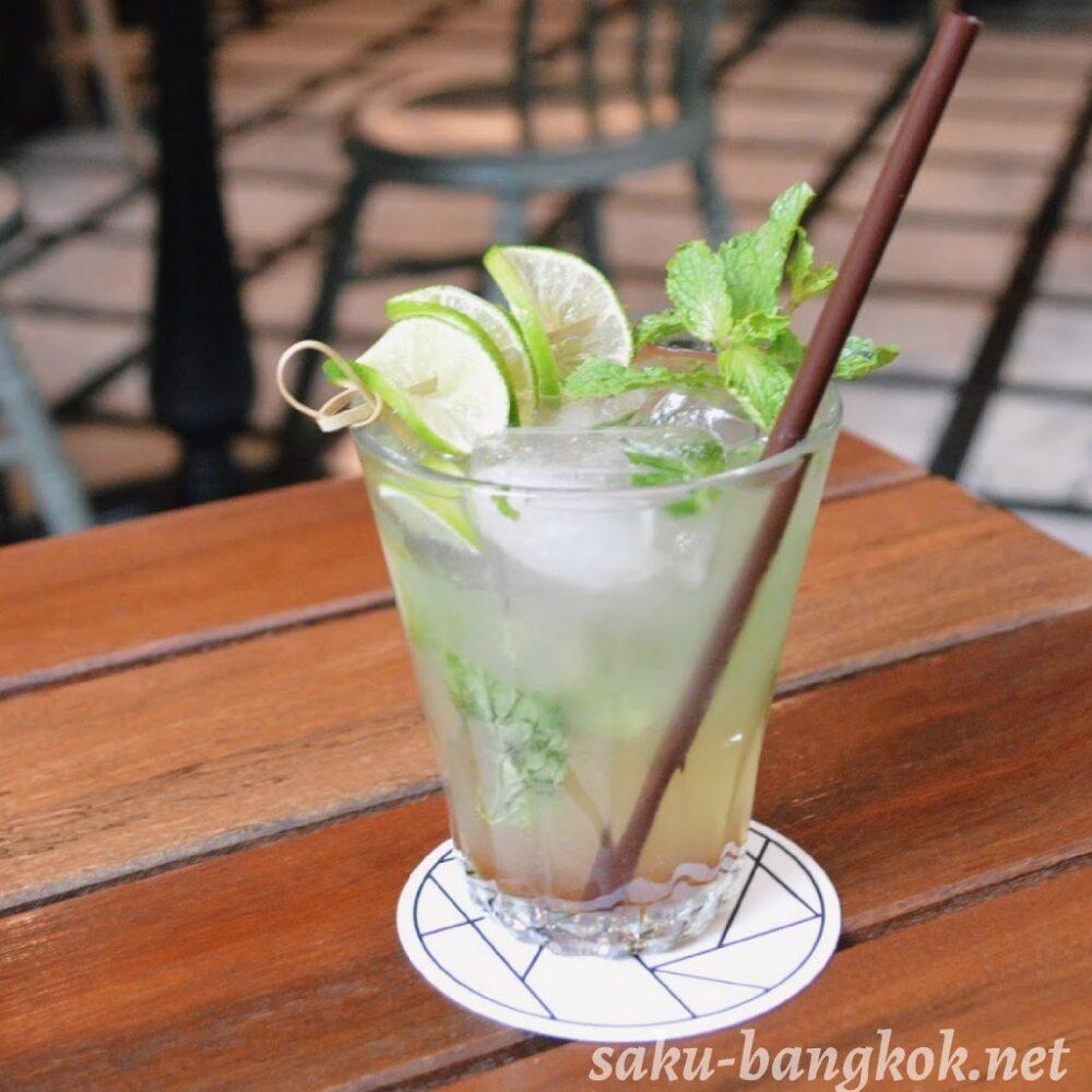 Bar Storia del Caffèのノンアルコールモヒート