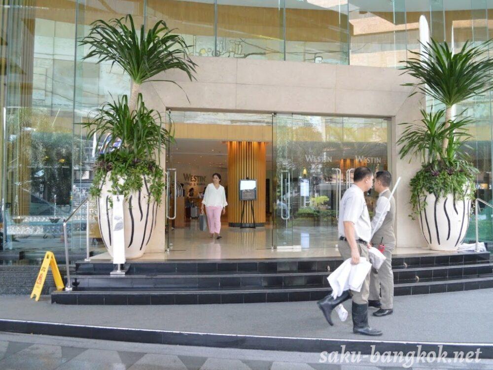 バンコク・ウェスティンホテルのアフタヌーンティー【マンゴーハイティーは6月まで】