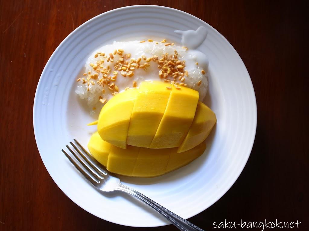 タイ・バンコクでマンゴーが食べたい!!おすすめのお店を紹介します