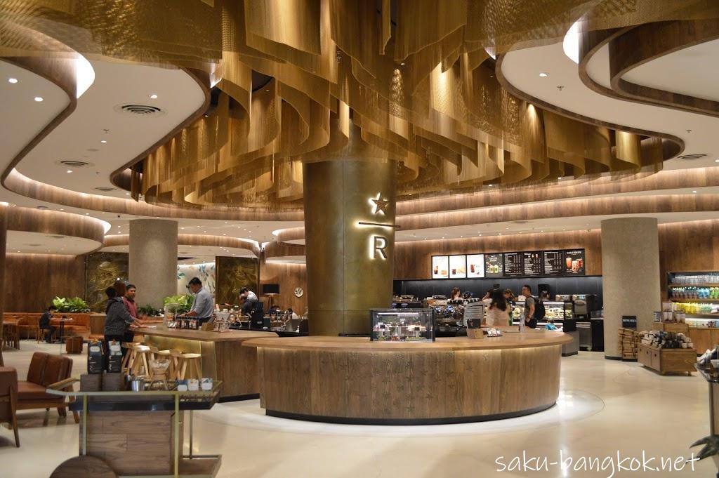 バンコクにできた世界で2番目に大きいスターバックス