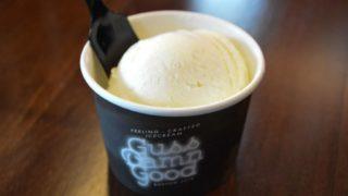 バンコクのおすすめアイスクリーム Guss Damn Good