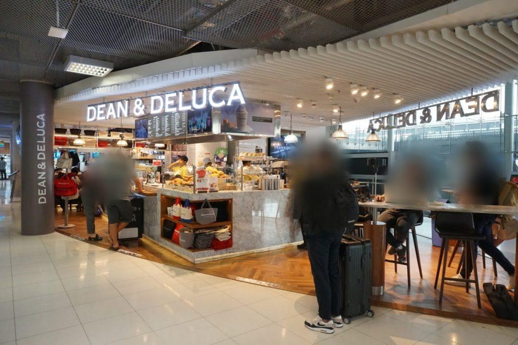 スワンナプーム国際空港3階 DEAN & DELUCA