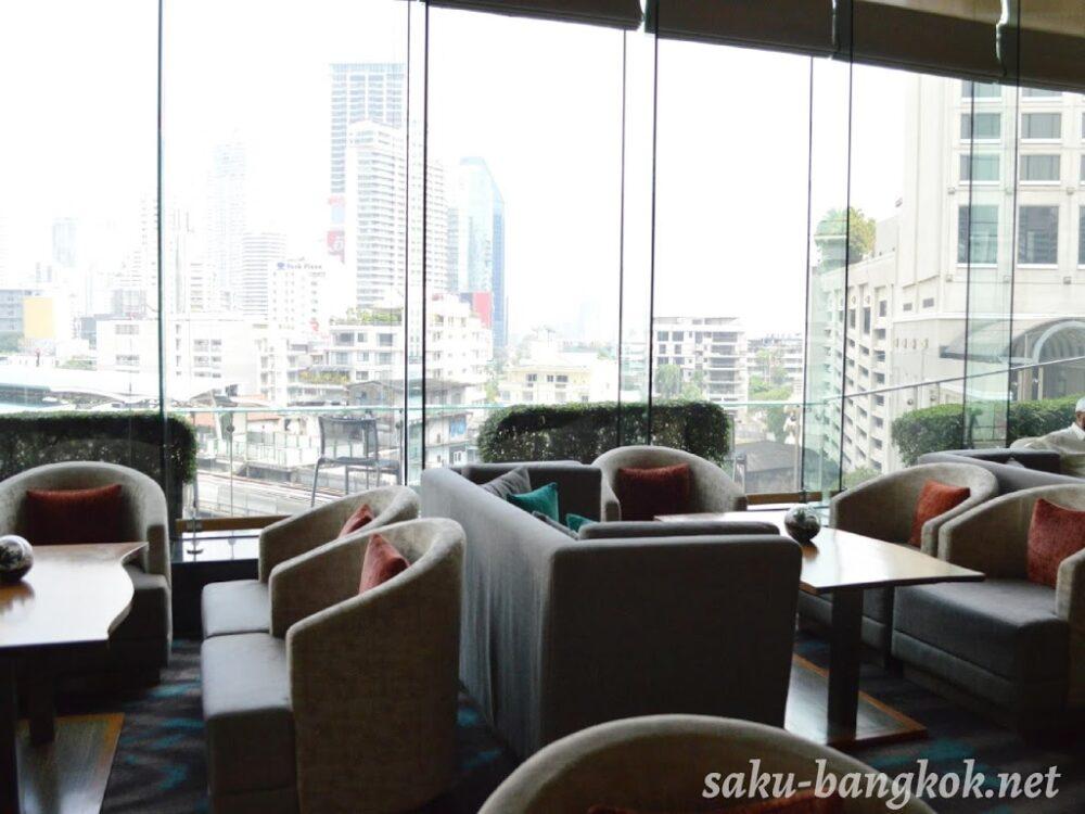 ウェスティンバンコク 「Zest Bar & Terrace」
