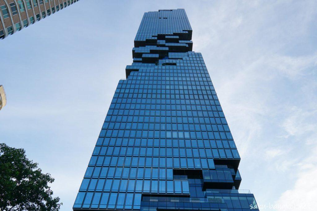 バンコクのマハナコンタワー