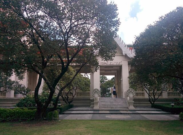 チュラロンコン大学構内の建物