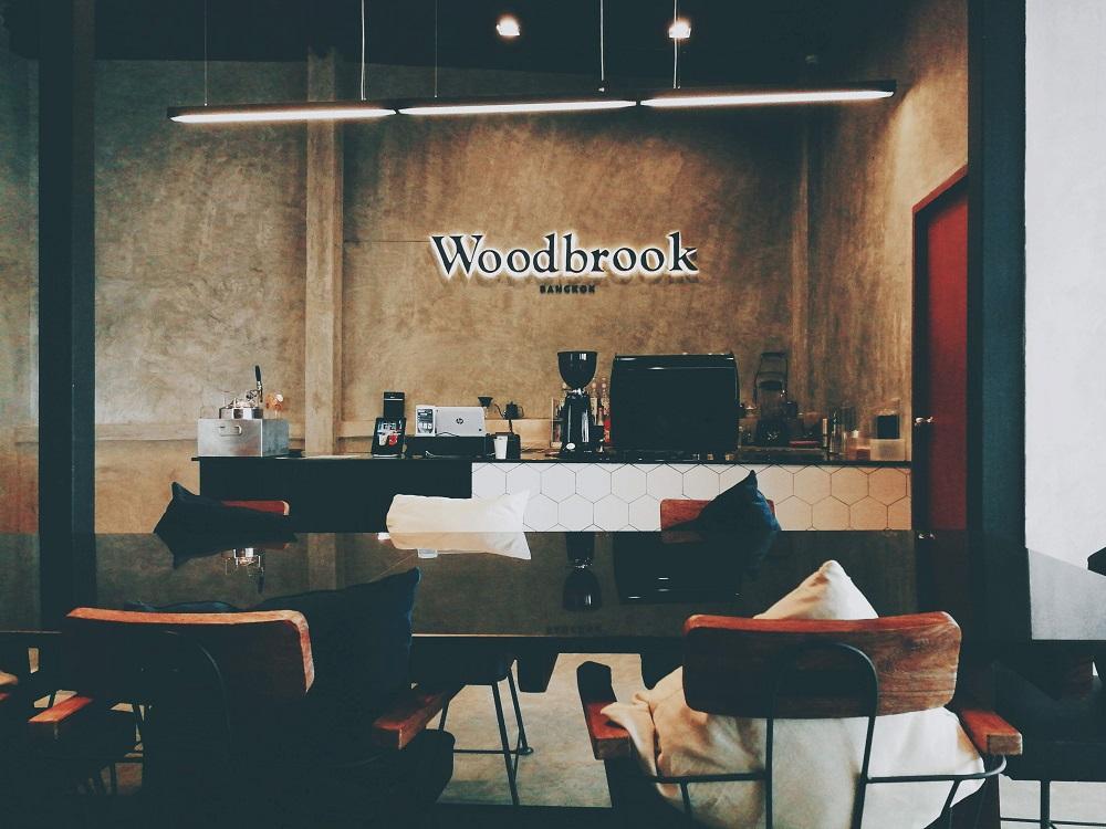 woodbrookbkkのカウンター