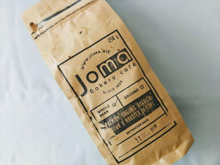ラオス・ルアンパバーンJoma Bakery Cafeのコーヒー豆