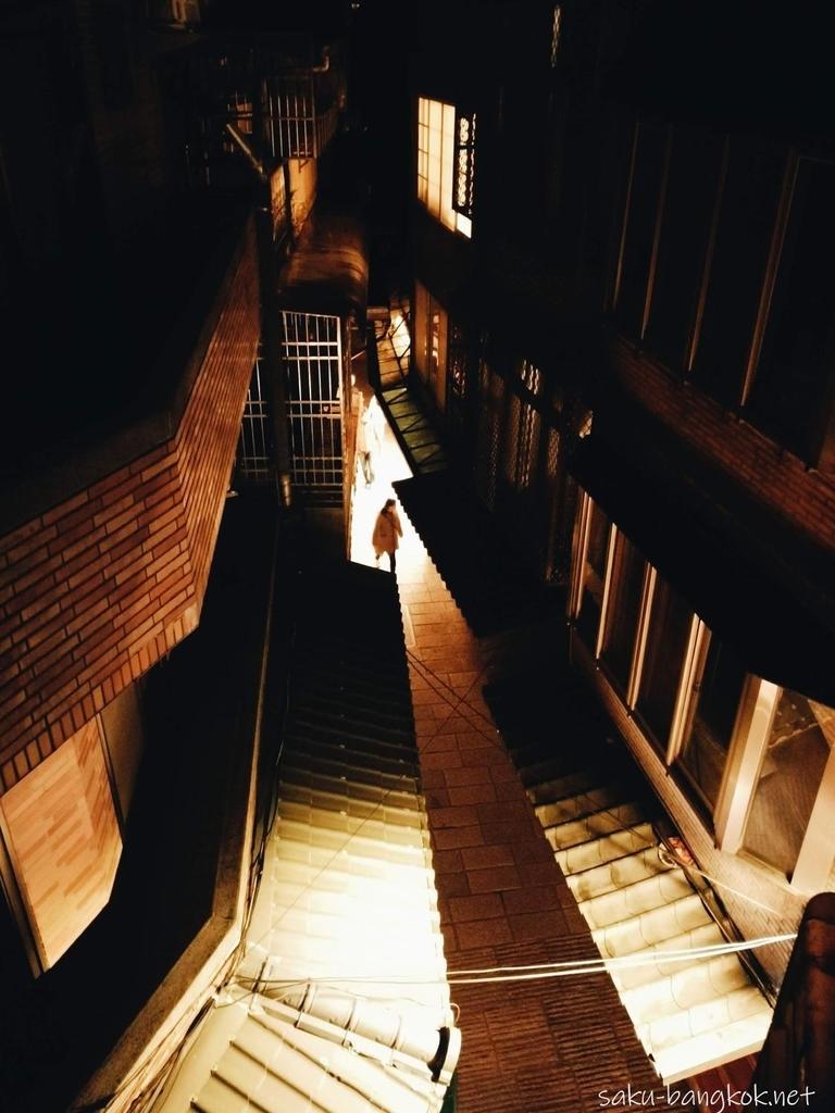九重町客桟(チウ チュン ディン)の客室からの眺め