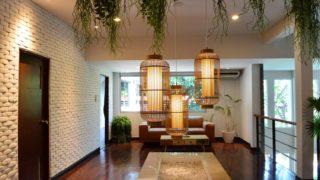 バンコクの整体スパYIM's Style イムズスタイルの内装