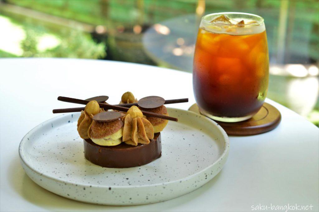 タイ産チョコレートカフェ KADKOKOA